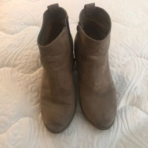 Booties from Express